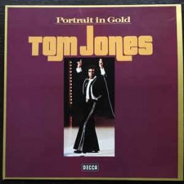 Tom Jones – Portrait In Gold