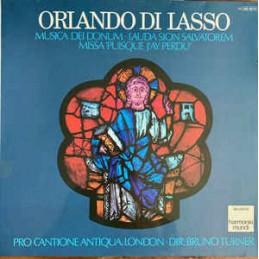 Orlando Di Lasso, Pro...
