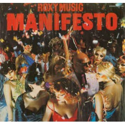 Roxy Music – Manifesto