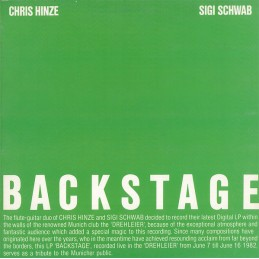 Chris Hinze, Sigi Schwab –...