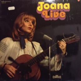 Joana – Joana Live