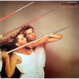 Roxy Music – Flesh + Blood