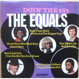 The Equals – Doin' The 45's